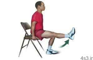 توانبخشی در کشیدگی عضله ساق پا + تصویر سایت 4s3.ir
