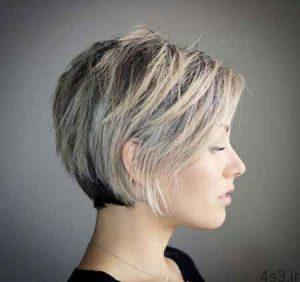 جدیدترین مدل موی کوتاه زنانه -سری دوم سایت 4s3.ir