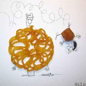 جوک طنز و خنده دار ماه رمضان (4) سایت 4s3.ir