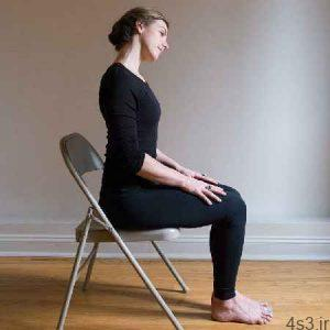 ۵ حرکت کششی برای تقویت عضلات گردن سایت 4s3.ir