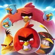 دانلود بازی پرندگان خشمگین ۲ – Angry Birds 2 v2.40.0 اندروید – همراه دیتا + مود سایت 4s3.ir