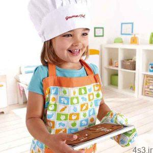 دانلود کتاب آشپزی نوین برای کودکان سایت 4s3.ir