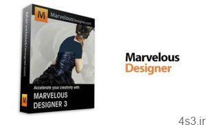 دانلود Marvelous Designer 3 Enterprise v1.3.20.0 x32/x64 - نرم افزار طراحی لباس سایت 4s3.ir