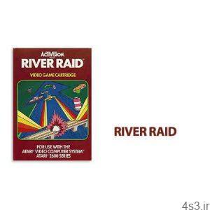 دانلود River Raid - بازی هواپیما آتاری (برای کامپیوتر) سایت 4s3.ir
