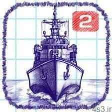 دانلود Sea Battle 2 v2.2.8 بازی نبرد دریایی ۲ اندروید سایت 4s3.ir