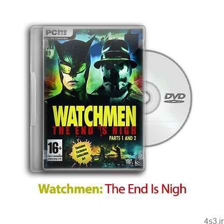 دانلود Watchmen: The End Is Nigh - بازی نقابداران: پایان نزدیک است سایت 4s3.ir