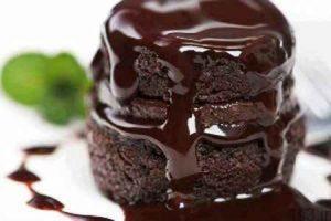 دسر شکلاتی پاییزی سایت 4s3.ir