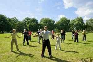 رعایت نکات بهداشتی به هنگام ورزش سایت 4s3.ir