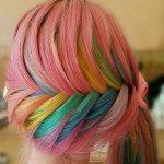 رنگهای فانتزی چه مدت بر روی موها دوام می آورند ؟ سایت 4s3.ir