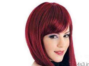 رنگ مو قرمز - شرابی، چگونه دوام رنگ مو فانتزی قرمز را زیاد کنیم؟ سایت 4s3.ir