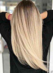 زیباترین رنگ موی زنانه سایت 4s3.ir