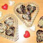 شکلات قلبی مخصوص روز عشق سایت 4s3.ir