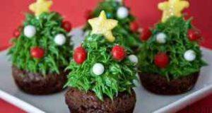 شیرینی های مخصوص شب کریسمس سایت 4s3.ir