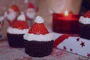 شیرینی های مخصوص شب کریسمس - سری دوم سایت 4s3.ir