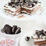 طرز تهیه آسان ترین کیک بستنی سایت 4s3.ir