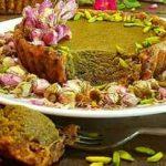طرز تهیه تارت خرما با حلوا پسته مخصوص ماه رمضان سایت 4s3.ir