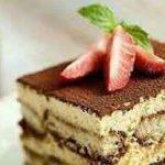 طرز تهیه تیرامیسوی ماست و شکلات سایت 4s3.ir