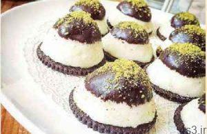 طرز تهیه شکلات برفی سایت 4s3.ir