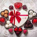 طرز تهیه شکلات های قلبی مخصوص عید سایت 4s3.ir