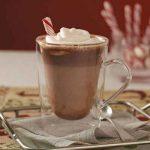 طرز تهیه شکلات گرم وانیلی خانگی سایت 4s3.ir