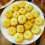 طرز تهیه شیرینی شکری برای نوروز سایت 4s3.ir