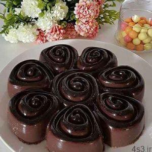 طرز تهیه کرم شکلات سایت 4s3.ir
