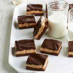 طرز تهیه کیک شکلاتی و کره بادام زمینی برای عید نوروز سایت 4s3.ir