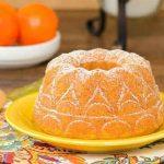 طرز تهیه کیک ماست نارنگی سایت 4s3.ir