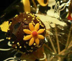 طرز تهیه کیک چوبی شکلاتی برای نوروز سایت 4s3.ir