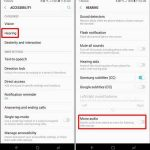 فعال کردن حالت صدای MONO در تلفن همراه سایت 4s3.ir