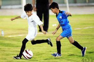 فوتبال موجب تقویت رشد استخوان پسران می شود سایت 4s3.ir