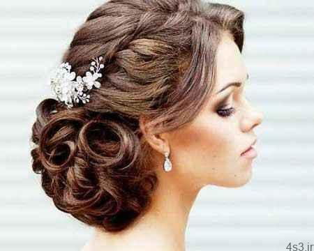 مدلهای شینیون موی زنانه بسیار زیبا سایت 4s3.ir