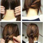 مدل دم اسبی موهایتان را از یکنواختی دربیاورید سایت 4s3.ir