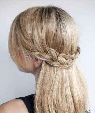مدل موهای شیک و ساده برای مجالس مهمانی ها سایت 4s3.ir