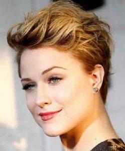 مدل موی زنانه کوتاه بازیگران و خواننده های مشهور سایت 4s3.ir