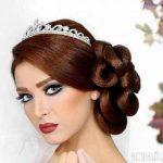 مدل های موی عروس زیبا سایت 4s3.ir