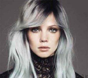 موهای خاکستری شده را چگونه آرایش کنیم؟ سایت 4s3.ir