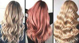 واریاسیون چیست؟ چگونه در رنگ مو از آن استفاده کنیم؟ سایت 4s3.ir