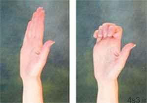 ورزش دست برای کاستن از دردهای آرتروز سایت 4s3.ir