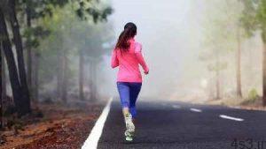ورزش کردن درمان بیماری  افسردگي سایت 4s3.ir