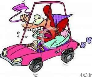 پرسش های در مورد رانندگی خانم ها(طنز) سایت 4s3.ir
