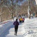 چگونه در هوای سرد بدون خطر ورزش کنیم سایت 4s3.ir