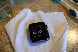 چگونه اپل واچ را تمیز کنیم؟ سایت 4s3.ir