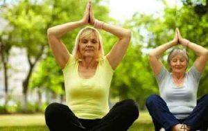 کنترل افسردگی سالمندان با تمرینات تنفسی و یوگا سایت 4s3.ir