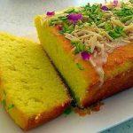 کیک لیمو ترش و شیرین سایت 4s3.ir