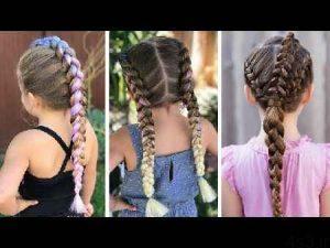 ۱۰ مدل مو برای کودکان سایت 4s3.ir