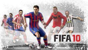 تبدیل آرایش صفحه کلید بازی FIFA 10 به حالت قدیمی سایت 4s3.ir