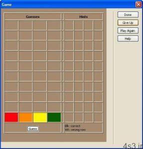 بازی مخفیشده در نرمافزار Dreamweaver سایت 4s3.ir