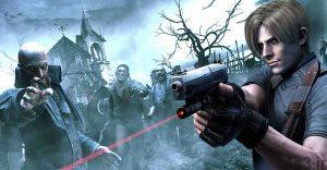 افزودن شخصیتهای جدید در بازی Resident Evil 4 سایت 4s3.ir