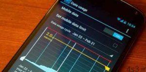 10 راه برای کاهش مصرف اینترنت داده تلفن همراه در اندروید سایت 4s3.ir